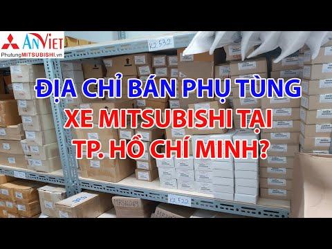 Địa chỉ bán Phụ tùng xe Mitsubishi tại Hồ Chí Minh