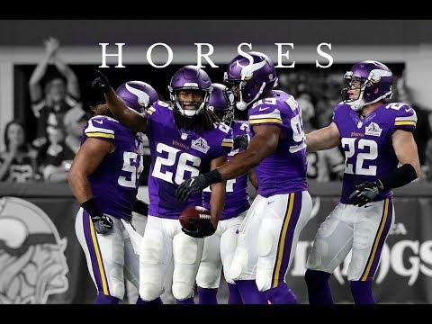 "Minnesota Vikings || ""Horses"" || 2017-2018 Hype Video"