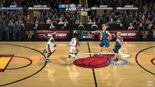 NBA Jam - Xbox 360 Gameplay (1080p60fps)
