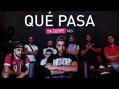 Naps - Qué Pasa (Audio Officiel)