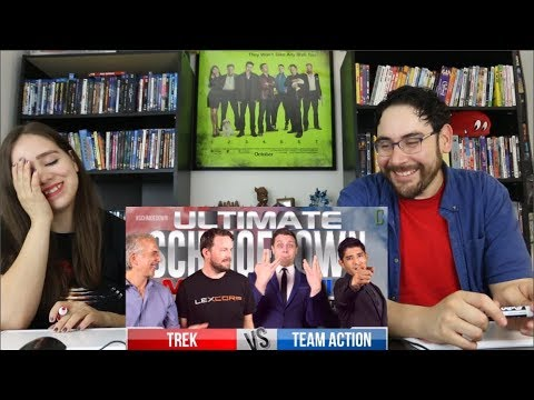 Trek VS Team Action REACTION - Ultimate Schmoedown Round 2