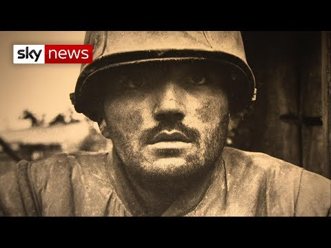 War photojournalist: 'You wish you could hide behind the camera'