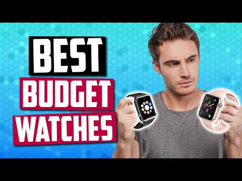 Best Budget Smartwatches In 2019 | 5 Cheap Smartwatches For Android & IOS