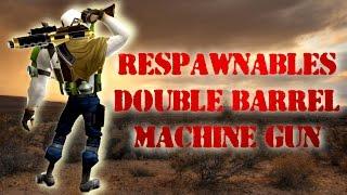 Respawnables - Double Machine Gun Review