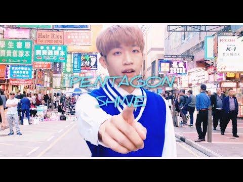[KPOP IN PUBLIC CHALLENGE] PENTAGON(펜타곤) _ Shine(빛나리) Dance cover by 比比 Bebe 비비