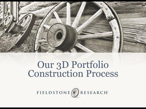 Fieldstone Research 3D Portfolio Process
