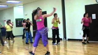 Zumba Jump in the Line