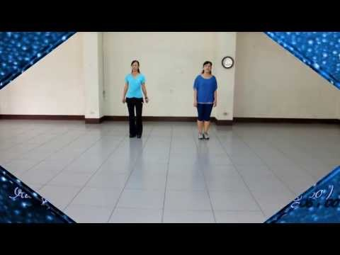 Boogie Nights - Line Dance ( Alice Chong )