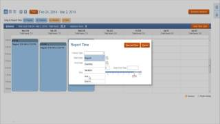 Getting Started with Reporting Absences and Submitting Time video thumbnail