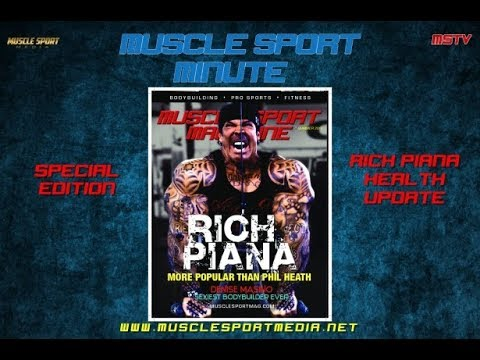 Rich Piana Health Update
