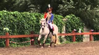 «Вятка Московии - 2013»- Региональная выставка лошадей в ЧКСК  «Лаир» 11