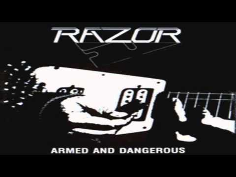 Razor - Armed And Dangerous (Full Vinyl EP) [1984]