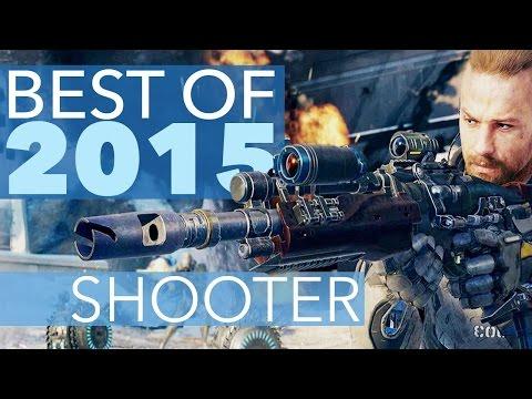 Best of 2015: Shooter - Das sind die besten Shooter des Jahres