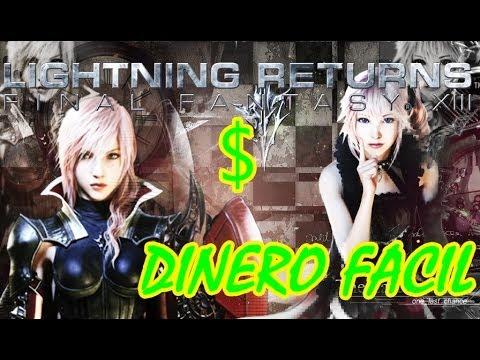 Lightning Returns: FFXIII - Guia Dinero Facil y Rapido - 200.000 Gils $$ FULL HD 1080p