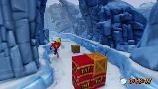 Crash N.sane Trilogy:Crash 2-Cold Hard Crash(1:05:68) [WR]