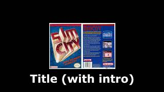 SimCity (NES) - Full Soundtrack