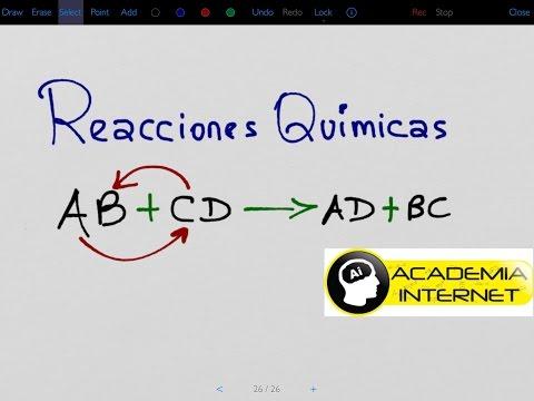 Ajuste de reacciones químicas y cálculos estequiométricos, ejemplo resuelto - rápido y fácil from YouTube · Duration:  12 minutes 4 seconds