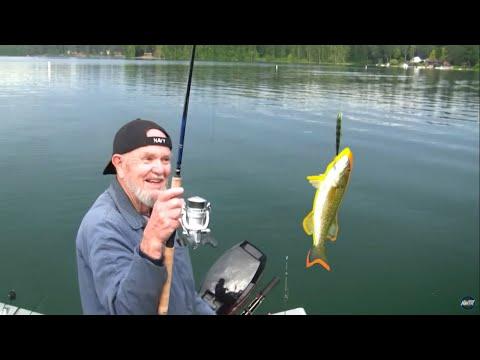 American Lake Bass Fishing 2011