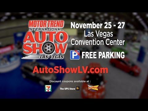 Las Vegas Auto Show 2016