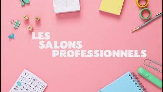 Les salons professionnels, une chance pour votre recherche d'emploi - Une minute pour l'emploi