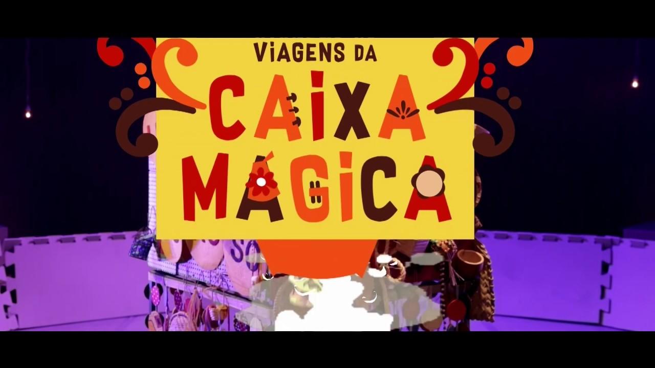 Caixa Magica Show Lazaro Ramos E As Viagens Da Caixa Magica