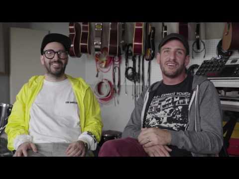 OK Go - The One Moment Spray Paint Test BTS