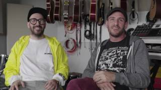 OK Go - The One Moment BTS - Spray Paint Test