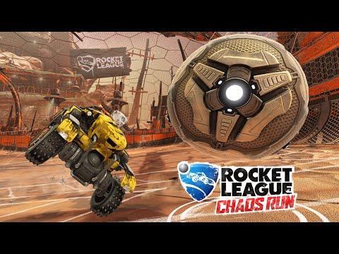 Rocket League® - Chaos Run DLC Trailer