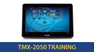 TMX-2050 – FmX-Plus-App – Erstellen einer Geraden AB Guidance-Line