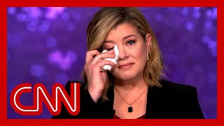 Brianna Keilar breaks down on live TV over coronavirus losses