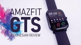 Gambar cover Amazfit GTS Indonesia | Lebih Mending Ini Dari Apple Watch !! WAJIB NONTON!