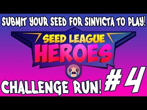 Seed League Heroes #4 - Challenge Run!