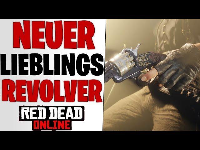 MEIN NEUER LIEBLING - NAVY REVOLVER & SCHWARZBRENNER Waffen IM TEST | Red Dead Redemption 2 Online