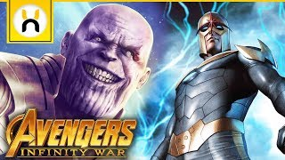How Thanos Will Secretly Introduce Nova Theory | Avengers Infinity War