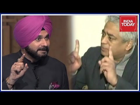 Exclusive : Navjot Singh Sidhu Speaks To Rajdeep Sardesai On Joining Congress