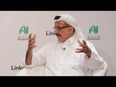 Khalaf Al Habtoor talks leadership at LinkedIn Speaker Series