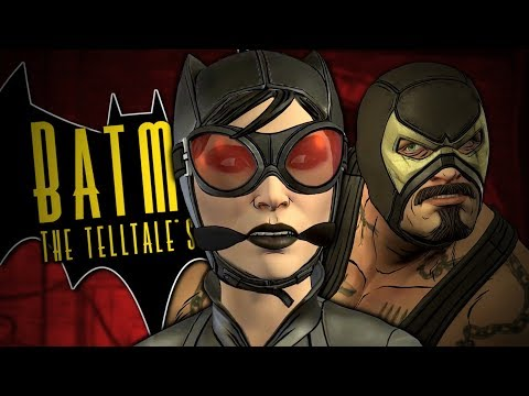 I LOVE HER - Episode 3 Walkthrough - Batman: The Enemy Within