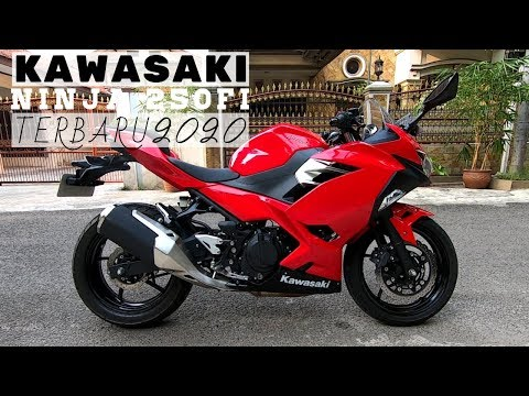 KAWASAKI NINJA 250 FI 2020 MODEL 2019 REVIEW SINGKAT