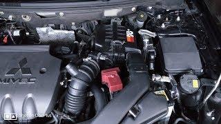 Replacing OEM Air Filter by K&N Air Filter on Mitsubishi Lancer 2014 1.8 MIVEC