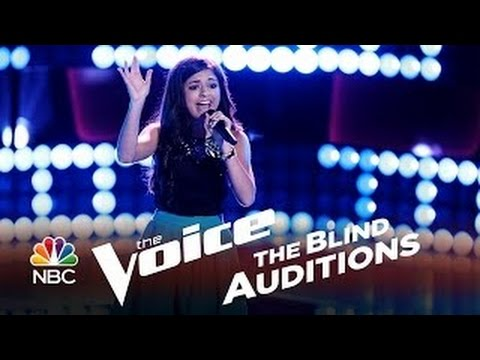 The Voice 2014 - Bryana Salaz: