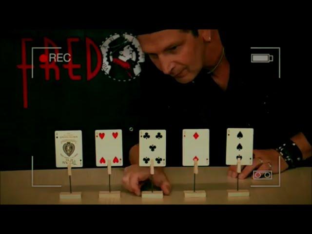 Tour de magie automatique 2