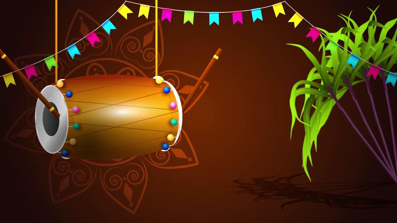 Happy Lohri Wishes Video - YouTube