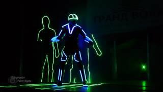 ENERGY MAN Лазерное шоу Краматорск 28 июня 2016