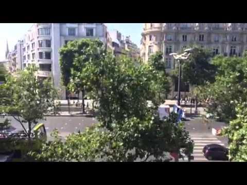 Usana Paris Office with Kring De Leon