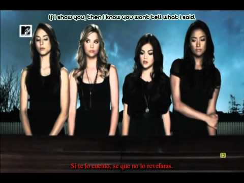►Pretty Little Liars Fansub - Intro◄ ♪Secret♪ - Lyrics y Sub. Español
