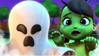 Its Halloween Night | Kids Music & Halloween Songs | Nursery Rhymes