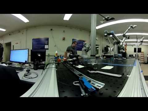 Robotics Lab Testing Stream