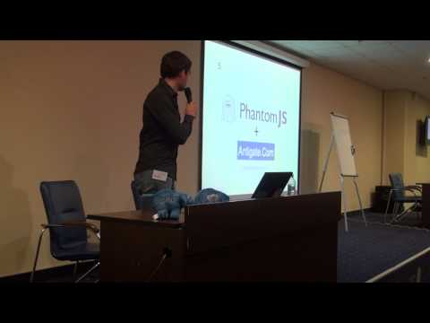 Парсинг информации на PHP, от Explode() до PhantomJS