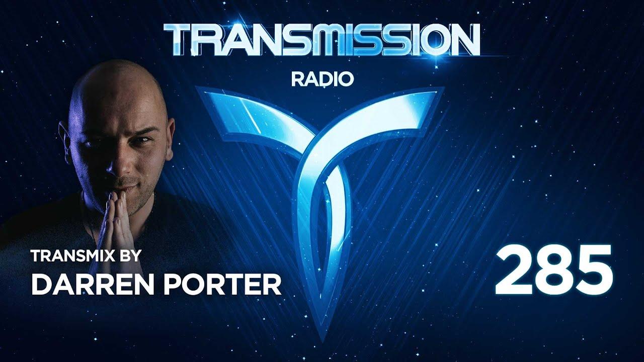 Transmission Radio 285 - Transmix by DARREN PORTER