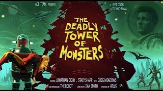 The Deadly Tower of Monsters - Announcement Trailer